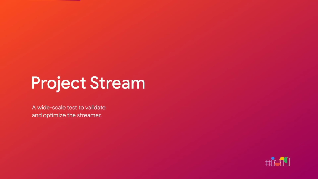 Le Projet Stream
